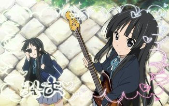 Anime - K-ON! Wallpapers and Backgrounds ID : 392659