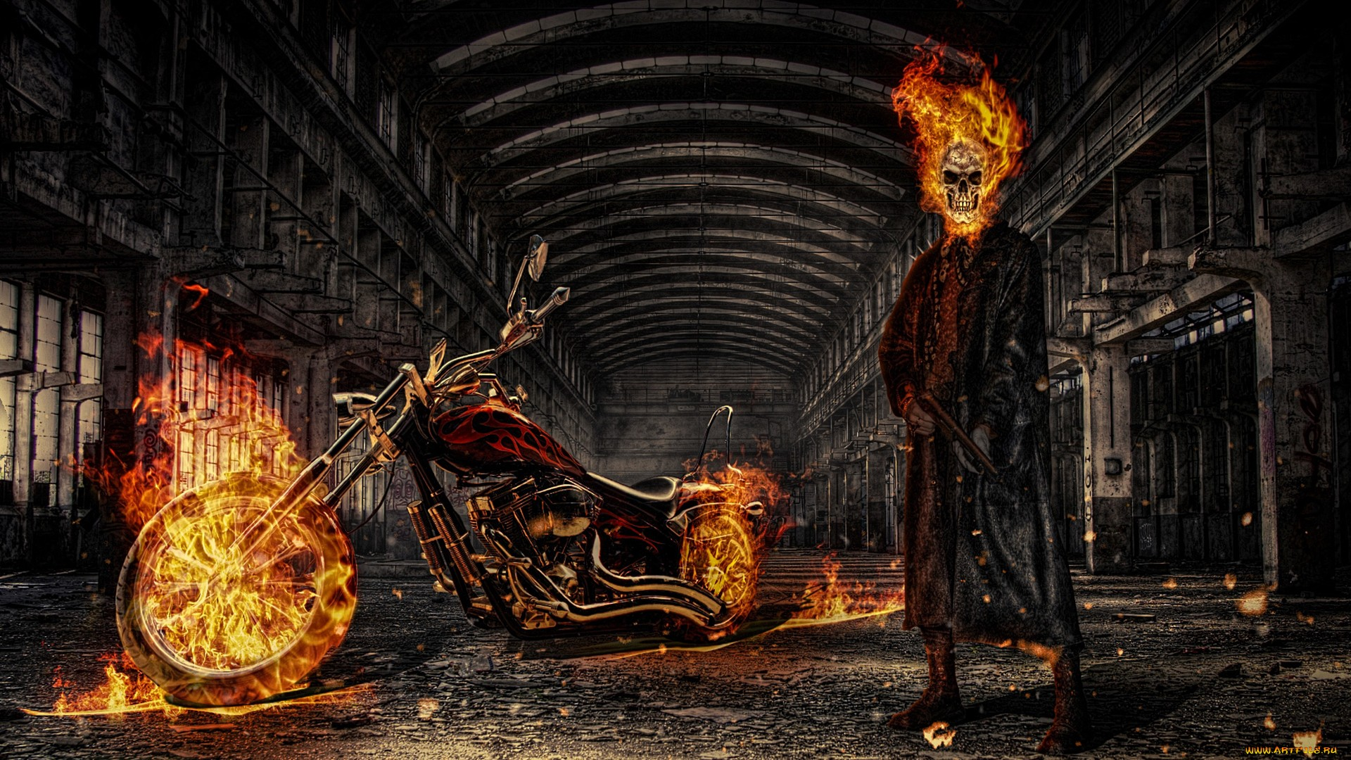 141 ghost rider hd wallpapers background images wallpaper abyss page 4. Black Bedroom Furniture Sets. Home Design Ideas