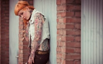 Women - Tattoo Wallpapers and Backgrounds ID : 393431