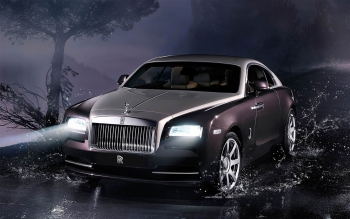 Fahrzeuge - Rolls-royce Wraith Wallpapers and Backgrounds ID : 393773