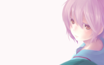 Anime - The Melancholy Of Haruhi Suzumiya Wallpapers and Backgrounds ID : 393878