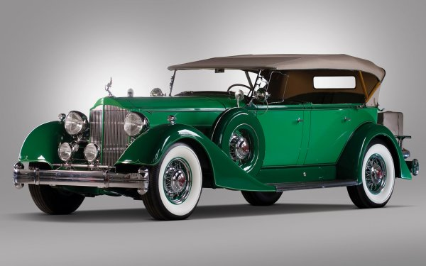Vehicles Packard Twelve Packard HD Wallpaper | Background Image