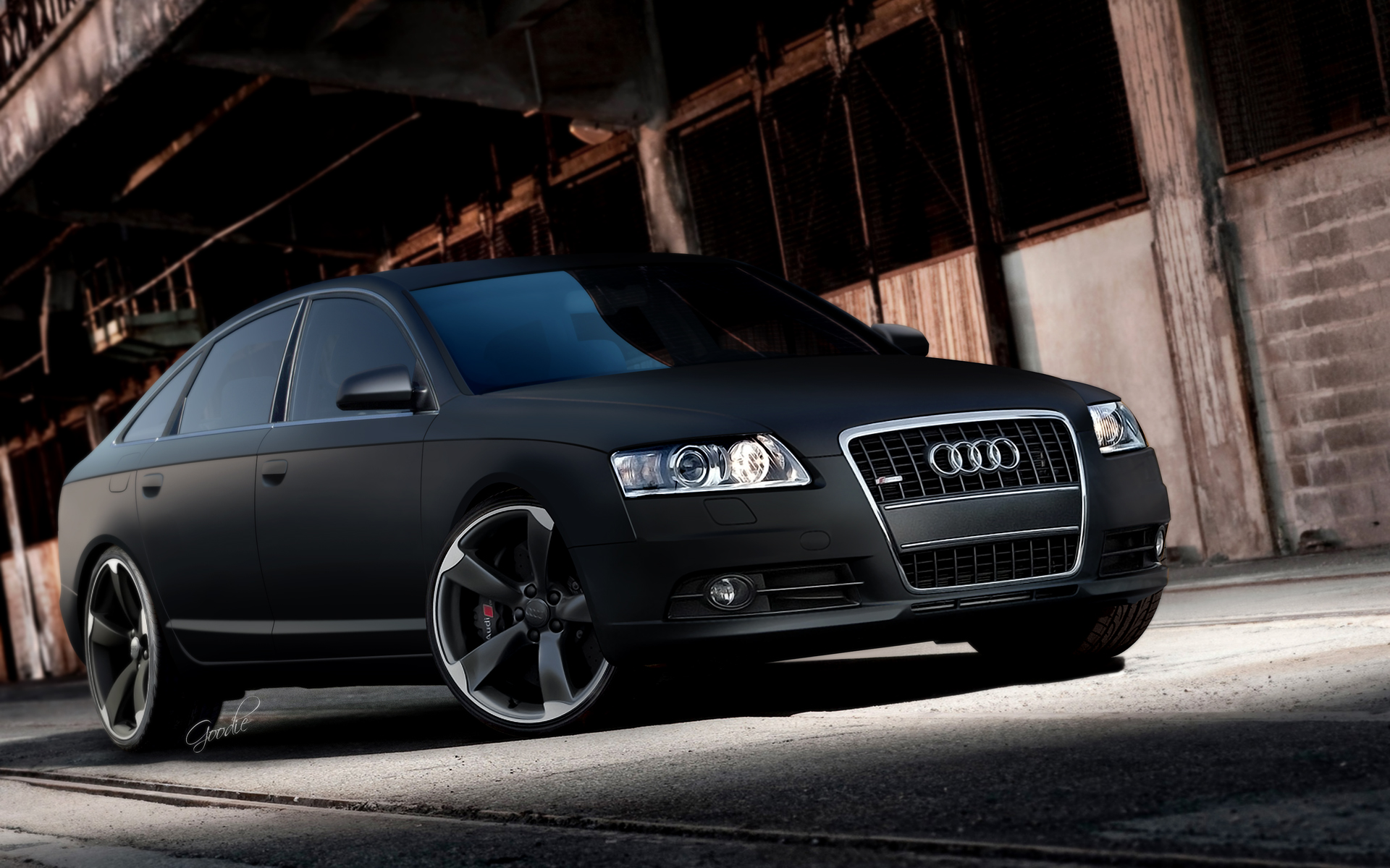 11 Audi A6 HD Wallpapers | Background Images - Wallpaper Abyss