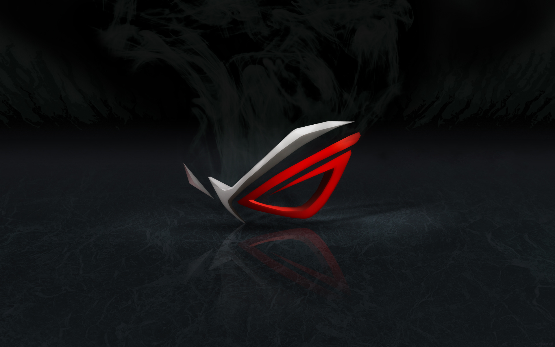 asus red tecnology wallpaper - photo #29