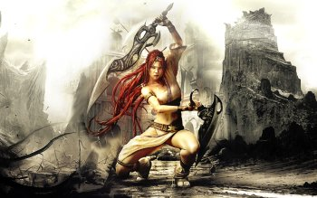 Video Game - Heavenly Sword Wallpapers and Backgrounds ID : 394010