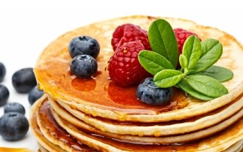 Food - Pancake Wallpapers and Backgrounds ID : 394221