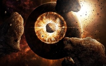 Sci Fi - Collision Wallpapers and Backgrounds ID : 394403