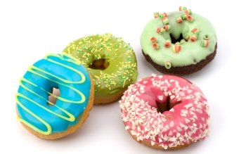 Alimento - Doughnut Wallpapers and Backgrounds ID : 394732