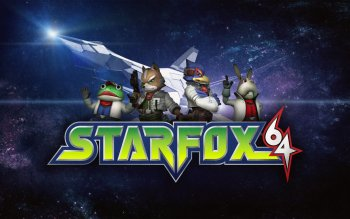 Computerspel - Star Fox 64 Wallpapers and Backgrounds ID : 395573