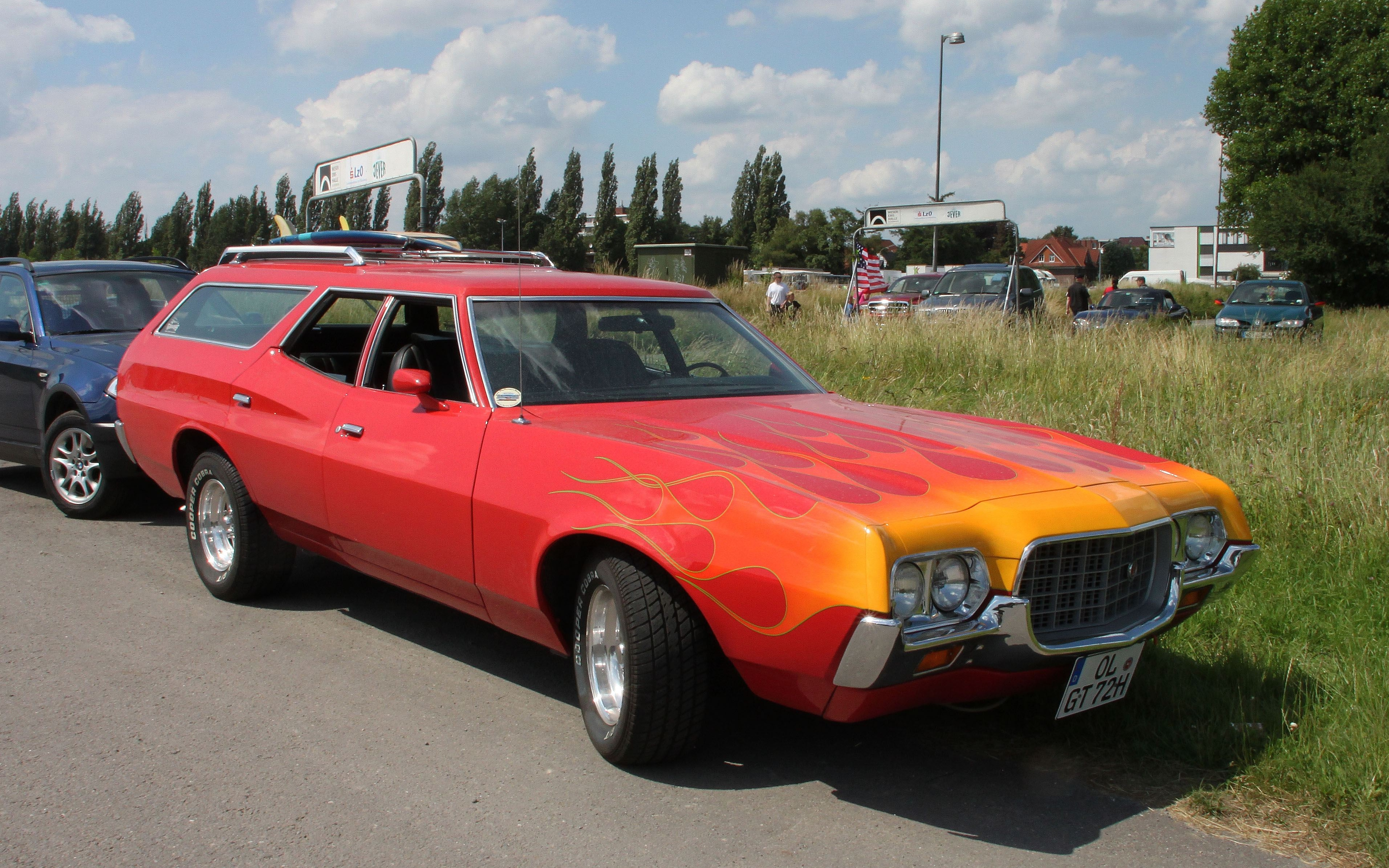 1972 Ford Gran Torino Station Wagons For Sale | Autos Post