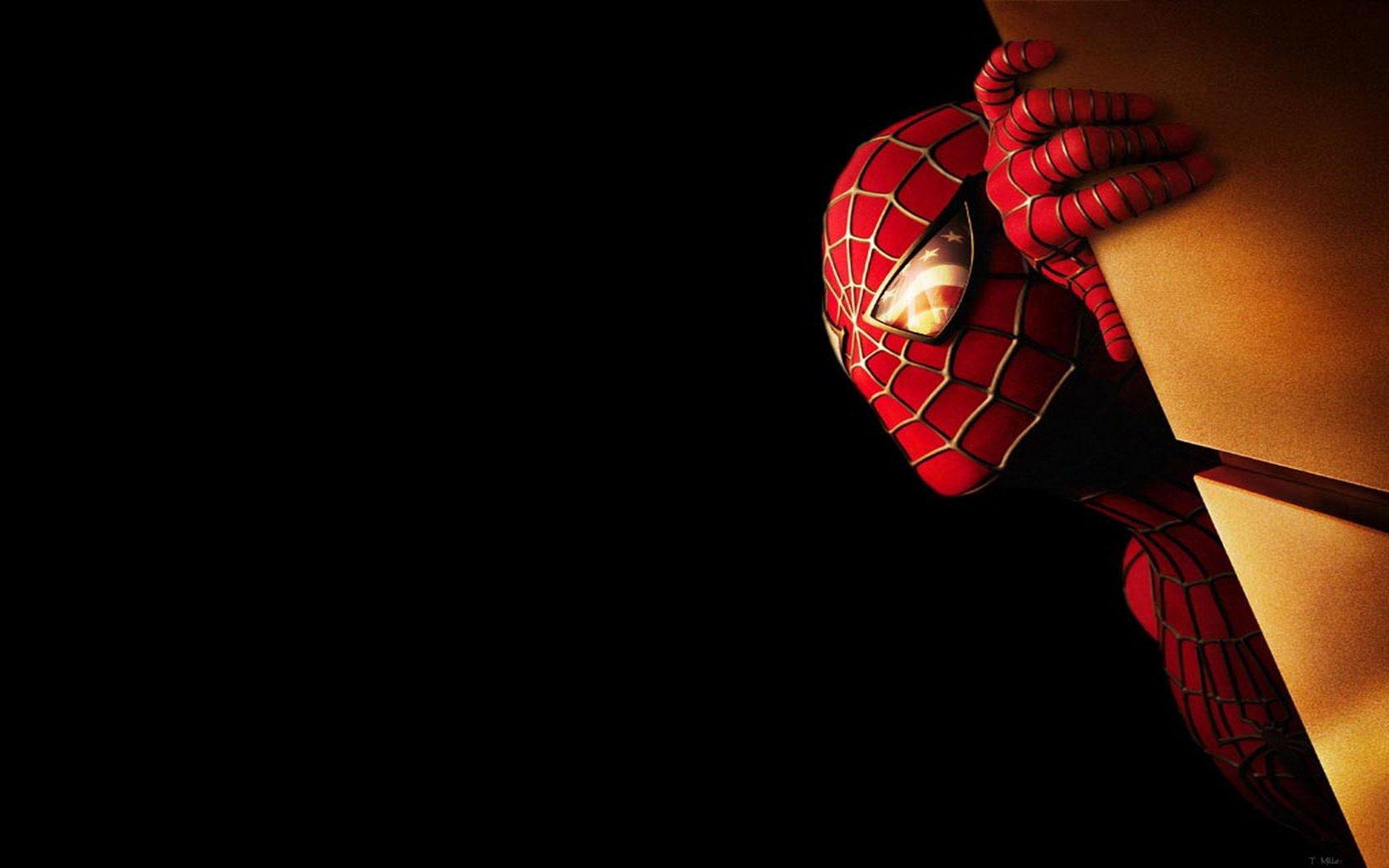 Spider-Man Fond d'écran and Arrière-Plan | 1680x1050 | ID:396606