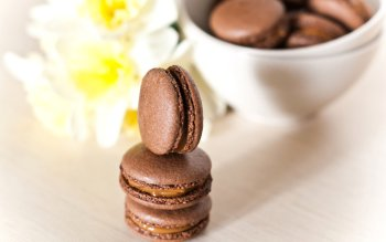 Alimento - Macaron Wallpapers and Backgrounds ID : 396358