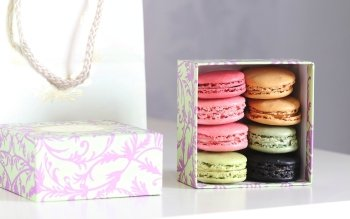 Alimento - Macaron Wallpapers and Backgrounds ID : 397073