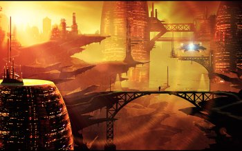 Sci Fi - City Wallpapers and Backgrounds ID : 397135
