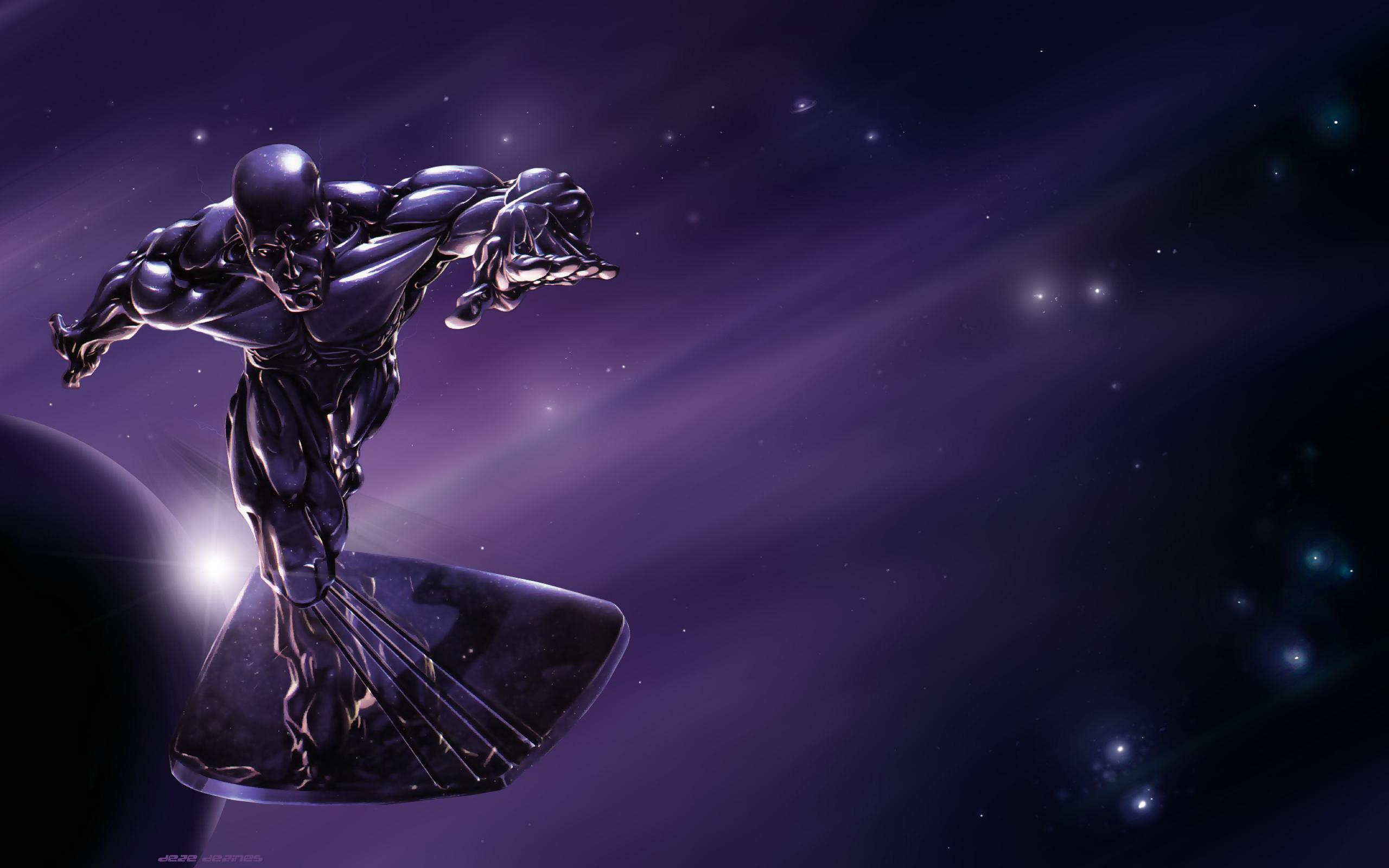 70 Silver Surfer HD Wallpapers