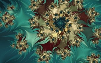 Abstract - Fractal Wallpapers and Backgrounds ID : 398081