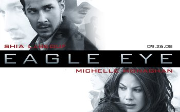 Movie - Eagle Eye Wallpapers and Backgrounds ID : 398221
