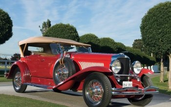 Fordon - Duesenberg Model J Wallpapers and Backgrounds ID : 398356