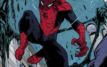 Comics - Spider-man Wallpapers and Backgrounds ID : 398395