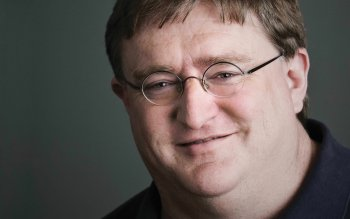 Men - Gabe Newell Wallpapers and Backgrounds ID : 399486