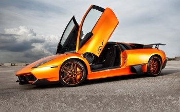 Fahrzeuge - Lamborghini Wallpapers and Backgrounds ID : 399510
