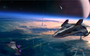 Sci Fi - Spaceship Wallpapers and Backgrounds ID : 399573
