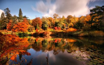 Earth - Autumn Wallpapers and Backgrounds ID : 400077