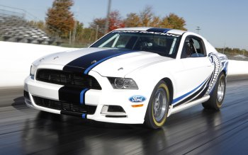 Fahrzeuge - Ford Mustang Cobra Jet Twin-turbo Wallpapers and Backgrounds ID : 400169