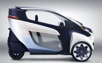 Veicoli - Toyota I-road Wallpapers and Backgrounds ID : 400197