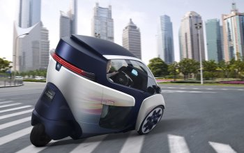 Vehicles - Toyota I-road Wallpapers and Backgrounds ID : 400201