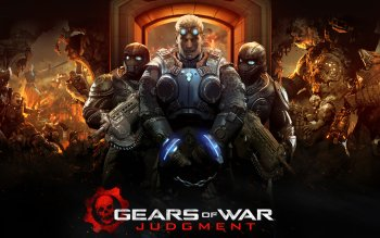Computerspiel - Gears Of War Wallpapers and Backgrounds ID : 400651