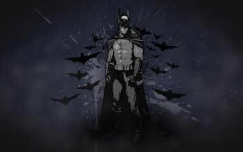 Comics - Batman Wallpapers and Backgrounds ID : 400802