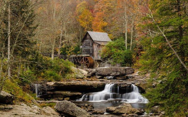 Man Made - grist mill Wallpapers and Backgrounds