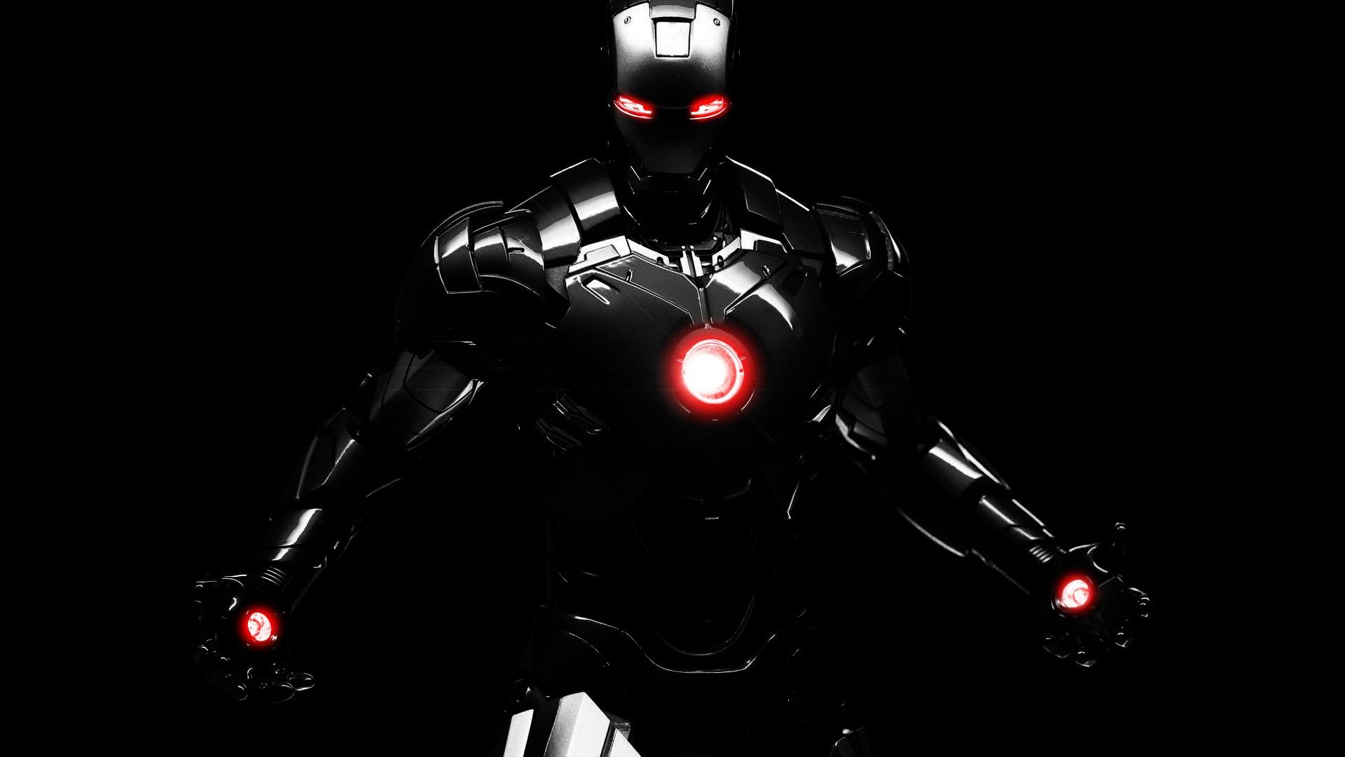 Iron Man Hd Wallpaper Hintergrund 1920x1080 Id401566