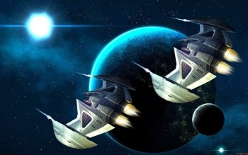 Sci Fi - Spaceship Wallpapers and Backgrounds ID : 401481
