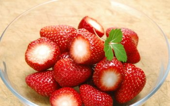 Alimento - Strawberry Wallpapers and Backgrounds ID : 401730
