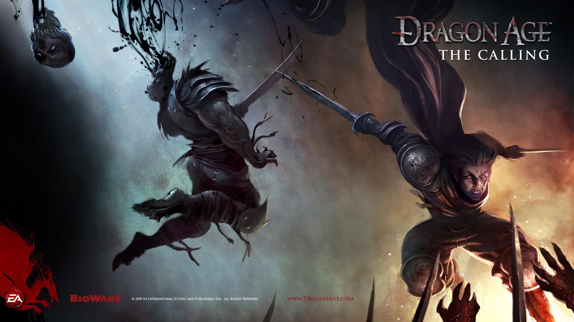 Dragon Age Origins Wallpapers: Dragon Age HD Wallpaper