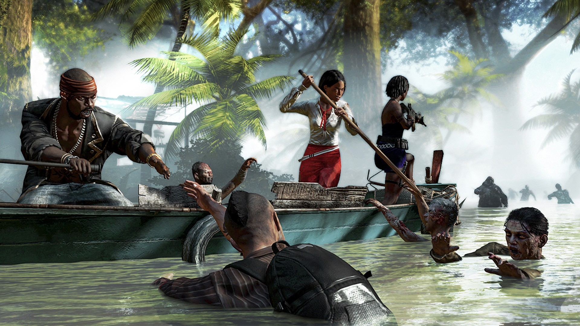 Dead Island Riptide Full HD Wallpaper And Background Image