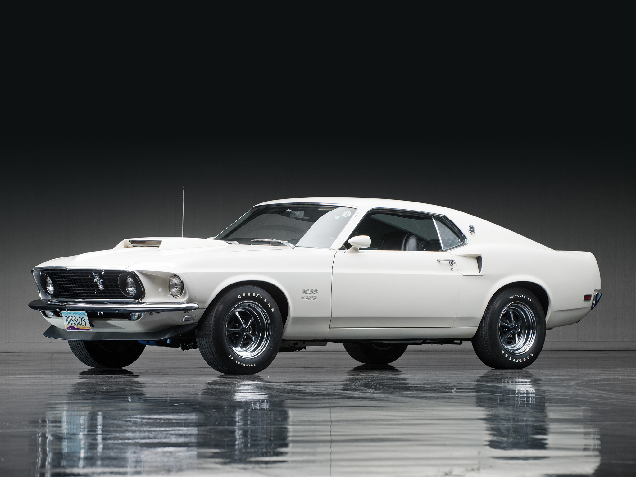 wallpapers 1969 ford mustang - photo #7