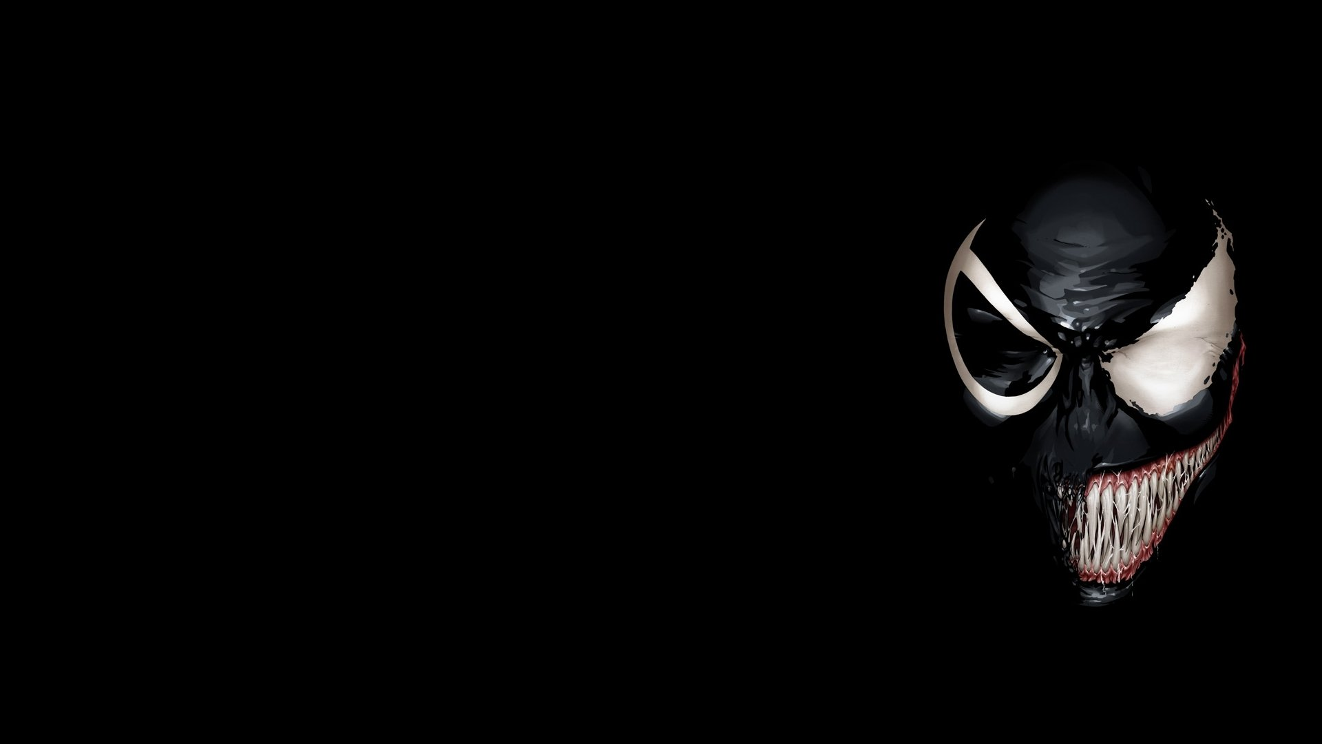 Venom hd wallpaper background image 1920x1080 id - Venom hd wallpaper android ...