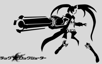 Anime - Black Rock Shooter Wallpapers and Backgrounds ID : 402043
