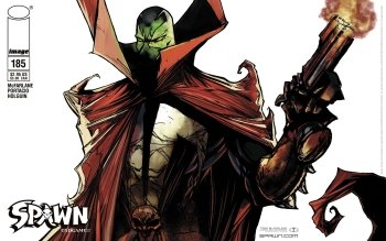 Comics - Spawn Wallpapers and Backgrounds ID : 402260