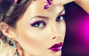 Women - Face Wallpapers and Backgrounds ID : 402467