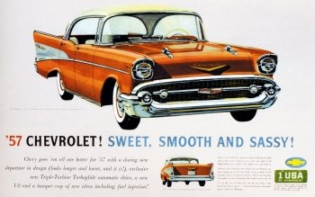Vehicles - 1957 Chevrolet Wallpapers and Backgrounds ID : 402511