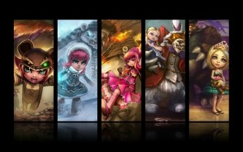 Video Game - League Of Legends Wallpapers and Backgrounds ID : 402563