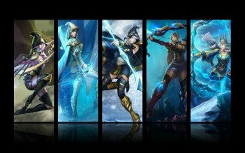 Video Game - League Of Legends Wallpapers and Backgrounds ID : 402566