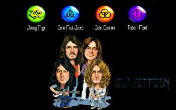 Musik - Led Zeppelin Wallpapers and Backgrounds ID : 402771