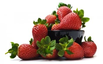 Alimento - Strawberry Wallpapers and Backgrounds ID : 402836
