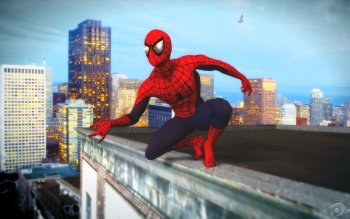 Comics - Spider-Man Wallpapers and Backgrounds ID : 402970