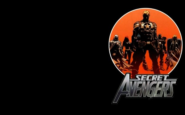 Comics Secret Avengers Capitan América Viuda negra Valkyrie Caballero Luna Fondo de pantalla HD | Fondo de Escritorio